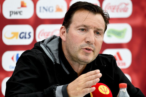 "Marc Wilmots: ""Afwachten of Dembélé en Carrasco morgen meetrainen"""