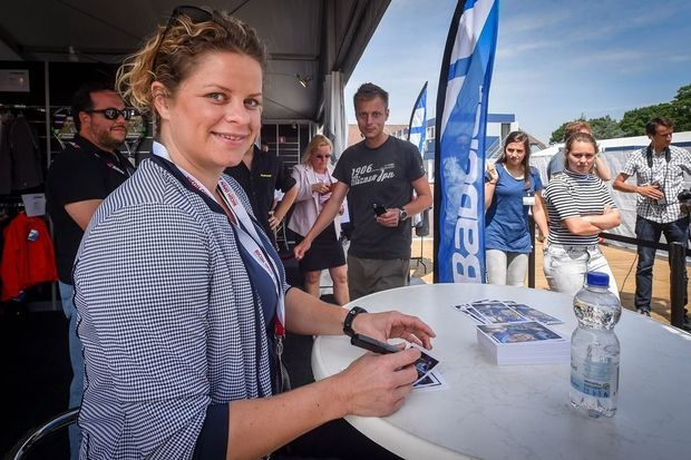 Kim Clijsters genomineerd voor Tennis Hall of Fame
