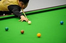 English Open snooker - Liang Wenbo verslaat Judd Trump voor eerste rankingtitel