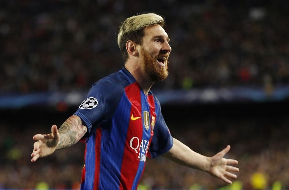 Messi zet Man City weg in spektakelwedstrijd: 4-0