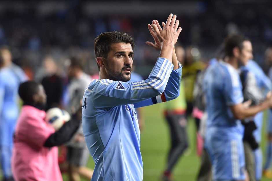 David Villa verkozen tot beste speler in de MLS (video)