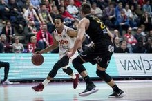 Euromillions Basket League - Antwerp Giants delen tik uit aan Aalstar