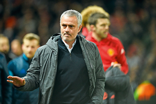 Europa League is plots prioriteit voor Mourinho