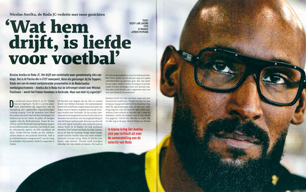 Roda JC gelooft in 'plan-Anelka'