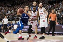 Euromillions Basket League - Bergen wint in Antwerpen op Night of the Giants