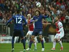 Marouane Fellaini en Manchester United verslaan Ajax en behalen titel Europa League