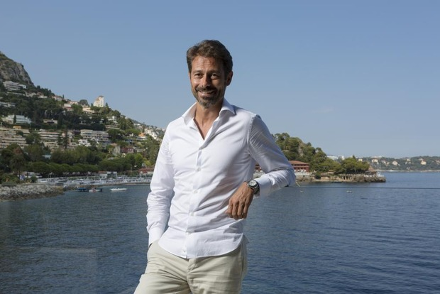 Christophe Henrotay in Monaco.