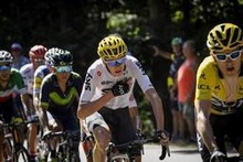Tour de France - Geraint Thomas moet strijd staken na val