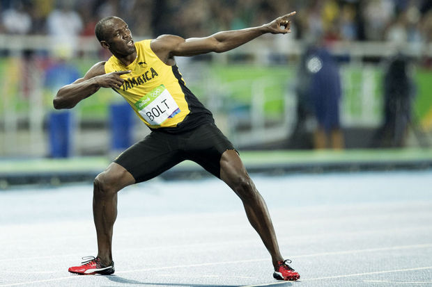 Is Usain Bolt onvervangbaar?