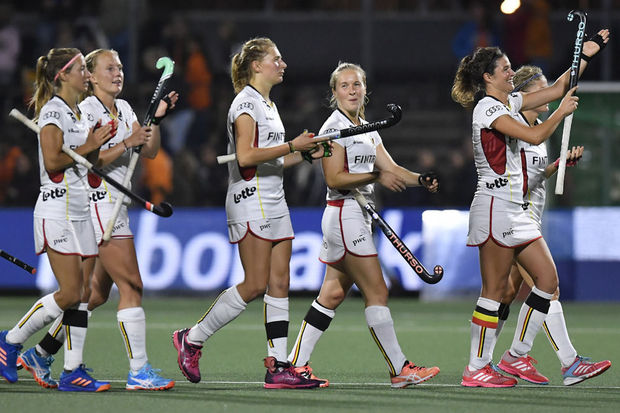 EK hockey: ook Red Panthers naar halve finales