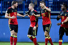 Rode Duivels treffen IJsland en Zwitserland in Nations League