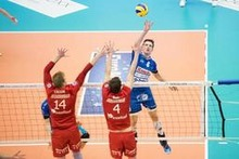 EuroMillions Volley League - Maaseik wint reguliere competitie