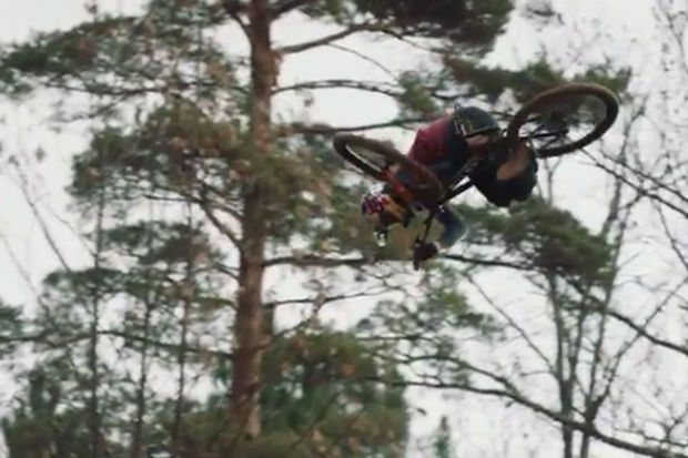 Crazy én Belgisch: mountainbiker Thomas Genon (video)