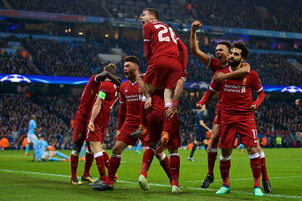 Liverpool of AS Roma in finale Champions League