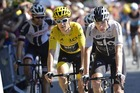Tourrit 19: loodst Chris Froome Geraint Thomas definitief naar geel?