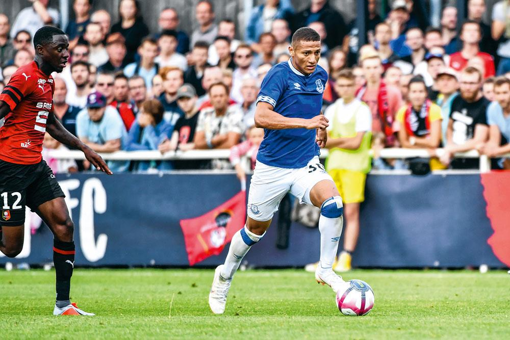 RICHARLISON, Icon Sport