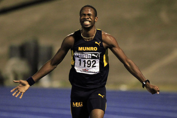 Delano Williams: de nieuwe Usain Bolt? (video)