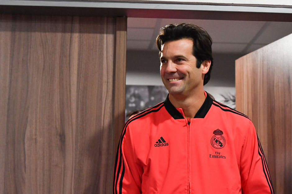 Real Madrid geeft Santiago Solari contract tot 2021