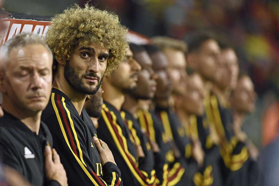 Fellaini verkoos revalidatie in Manchester boven Nations League met Rode Duivels