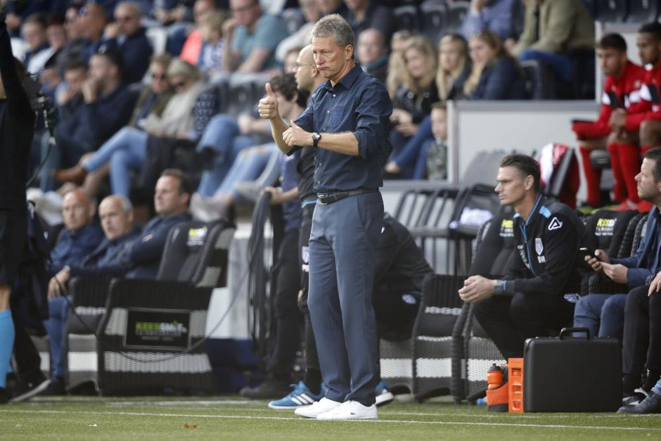 Trainer Frank Wormuth verricht wonderen bij Heracles
