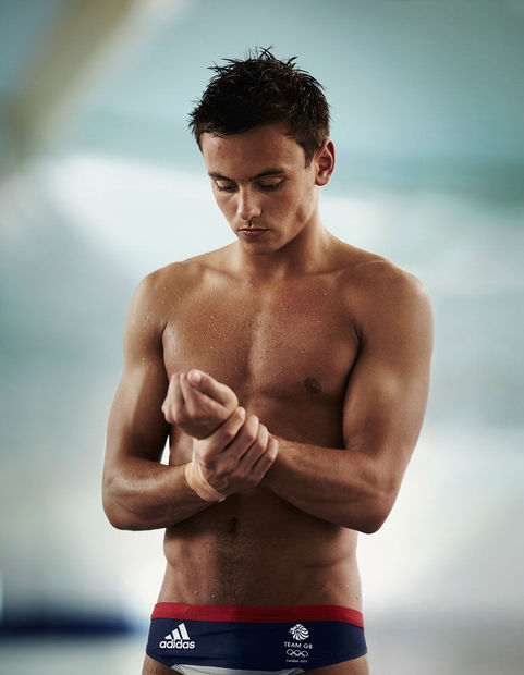 Tom Daley, Britse schoonspringer