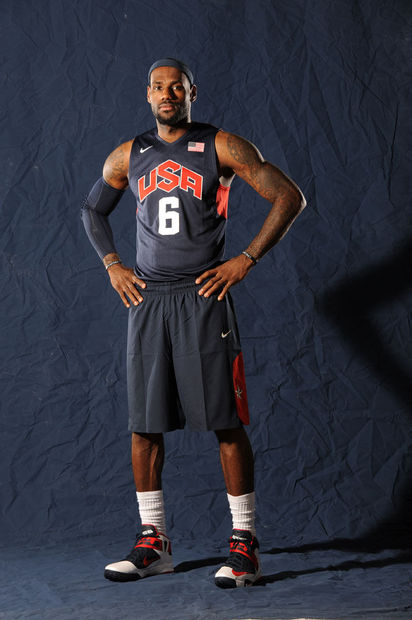 LeBron James, Amerikaanse basketter
