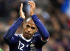 Thierry Henry stopt als Frans international