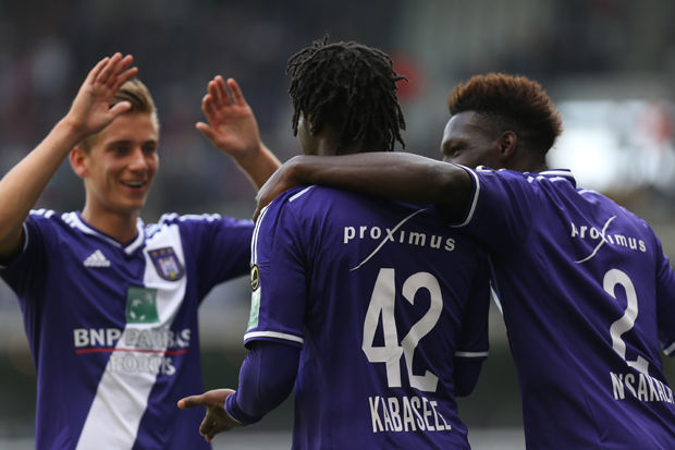 Mooie loting voor Anderlecht in Champions League