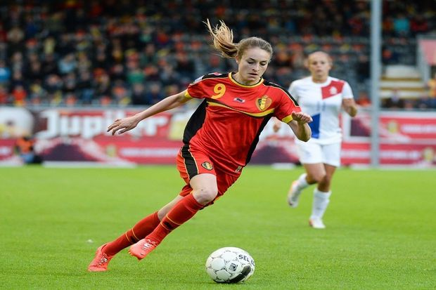 Red Flames winnen slotwedstrijd in Portugal 0-1