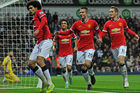 Eerste goal van Marouane Fellaini voor Manchester United is pareltje (video)