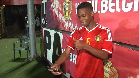 Charly Musonda junior.