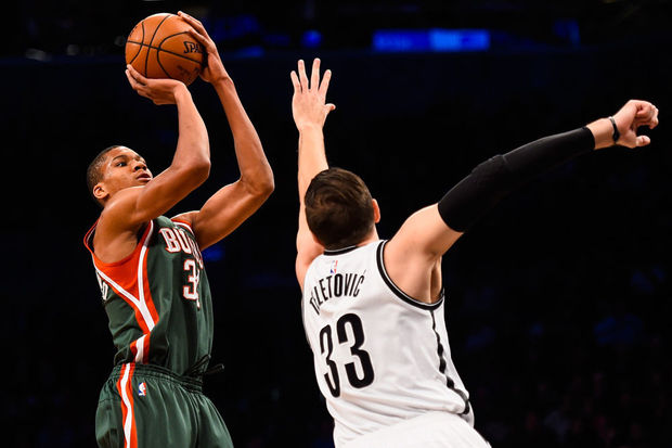 The Greek Freak: sensatie in de NBA (video)