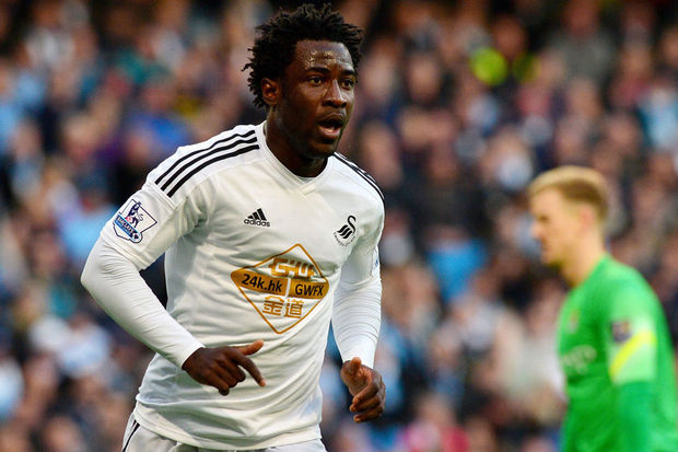 De 34 Swansea-goals van Wilfried Bony (video)
