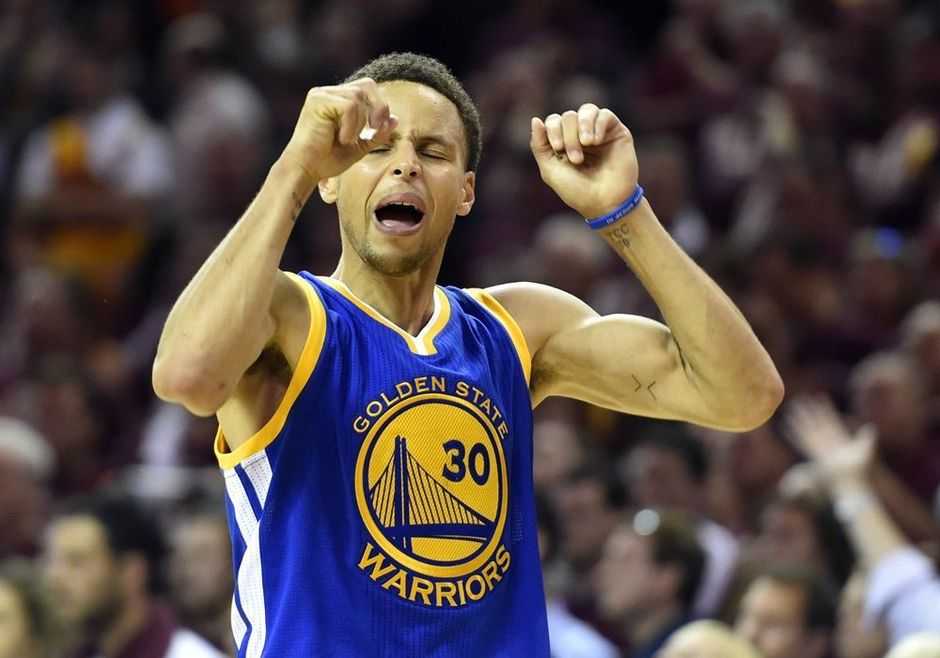 Stephen Curry, USA Today Sports