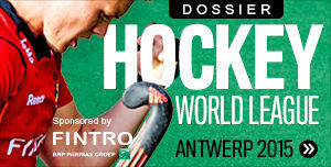 Lees alles over de World League Hockey 2015 in Brasschaat