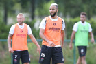 John Bostock (OHL) gegeerd door nationale ploeg Trinidad
