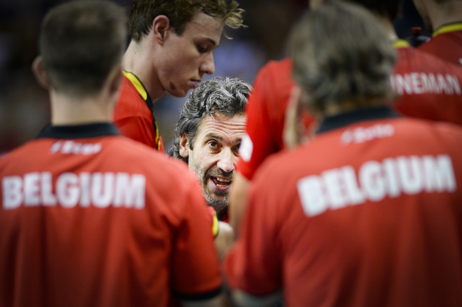 Red Dragons 'ambiëren top acht op EK volleybal'