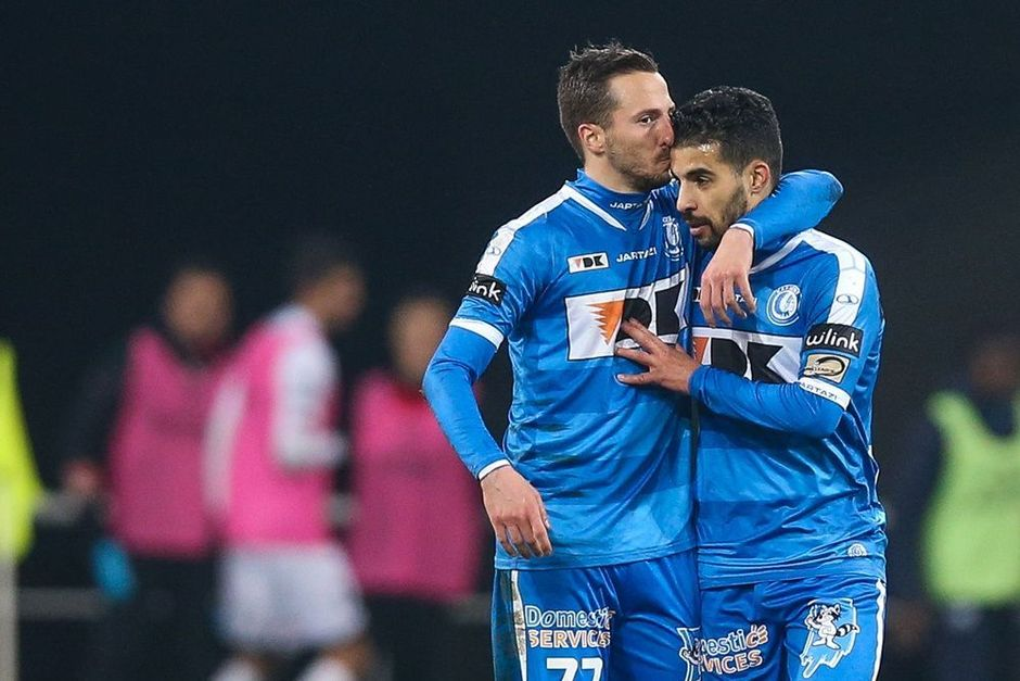 OH Leuven houdt Gent in bedwang: 1-1