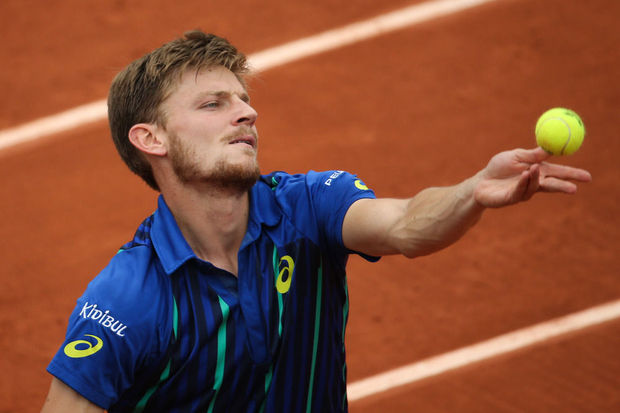 Tennis: David Goffin tot in halve finales?