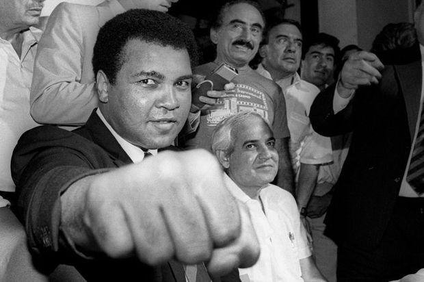 'The Greatest': bokslegende Muhammad Ali overleden